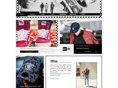 Magento Online Shop - http://vgeneration.ro/