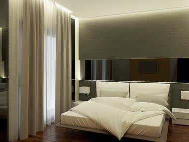 Bedroom Renderings