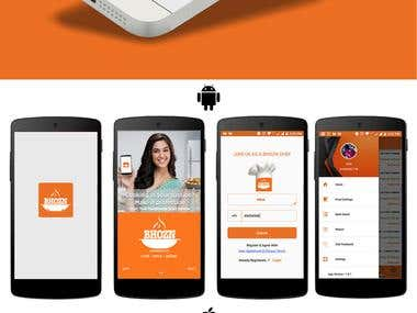 Bhozn - Food Ordering App