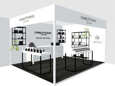 Trade Show Display Design and Layout
