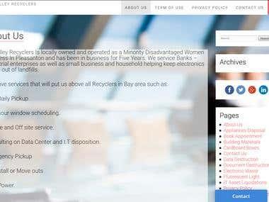 WordPress Develop
