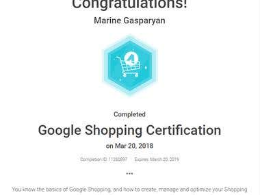 Google Academy for Ads Certification