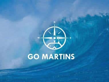 Go Martins Logo