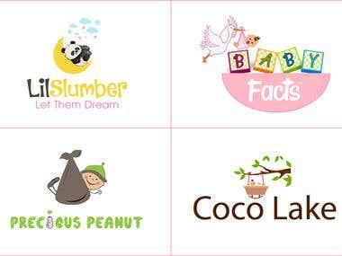 Baby Logo Designs