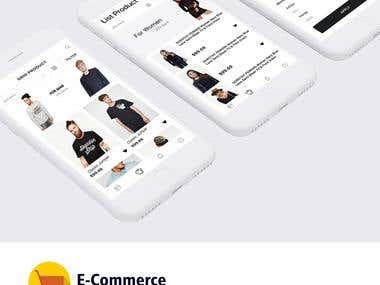 Online Shopping Mobile Application