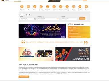 Mudra Deal (http://www.mudradeal.com/) (Mobile Recharge)