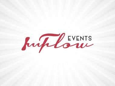 Flow Events logo
