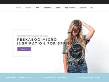Matrix website