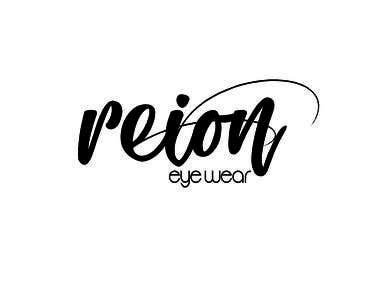 Logo for Reion eyewear