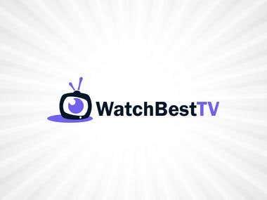 Watch Best TV logo design