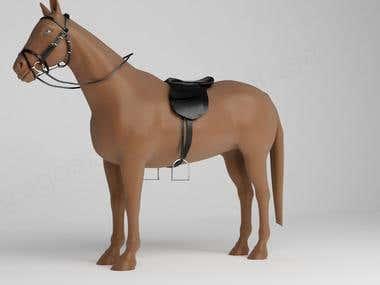 Horse modeling