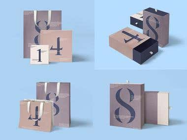 Store Packaging & Branding