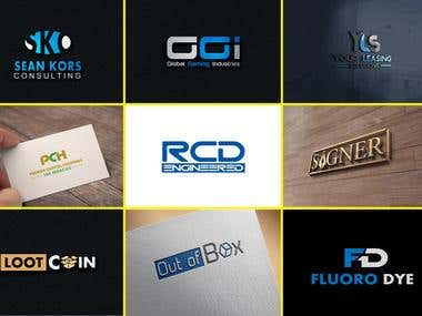 TEXT LOGO DESIGNS