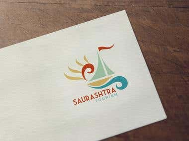 Logo design work for tourism business
