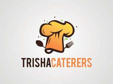 Logo for Catering services.