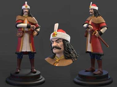 Vlad Tepes aka DRACULA