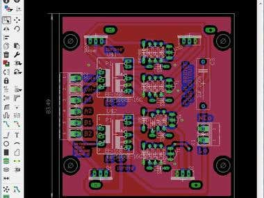 PCB Design (Samples ONLY for lab tests)