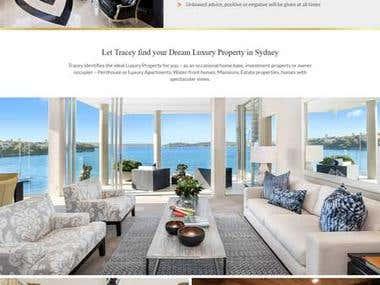 Premium property finder