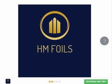 HM Foils (design 1)