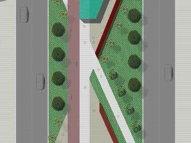 Urban - Landscape architecture project
