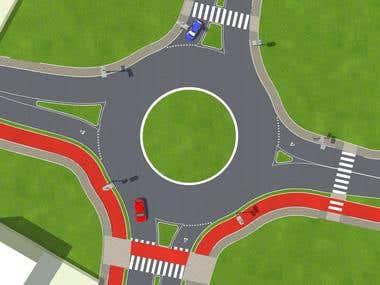Trafic urban planning
