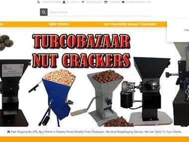 Opencart Online store https://www.turcobazaar.com/