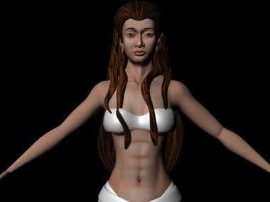 3d models character