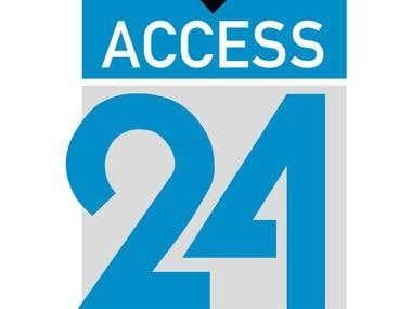 Access24 News App