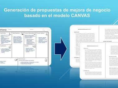 Ideas y Propuestas de Negocio/Emprendimiento