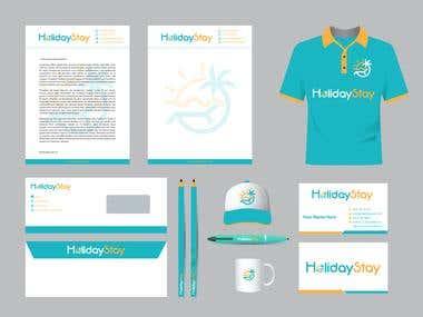 Corporate Identity Design Sample