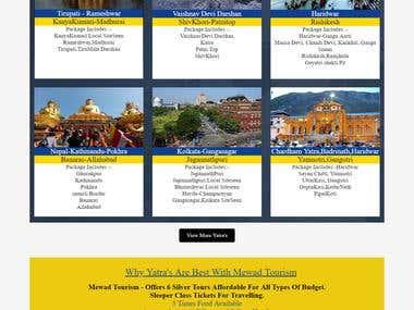 Mewad Tourism