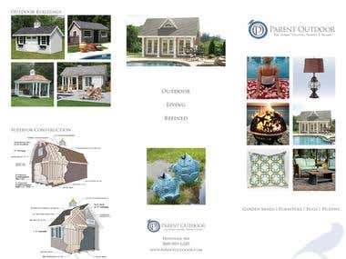 Parent Outdoor Tr-Fold Brochure