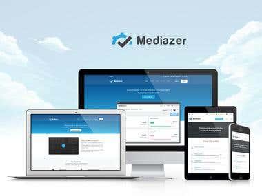 Custom social media management platform