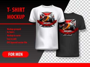T-Shirts design. More my portfolio on Shutterstock