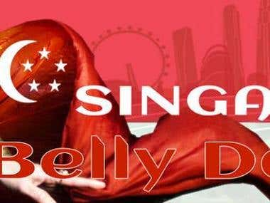 Singapore Belly Dance Banner