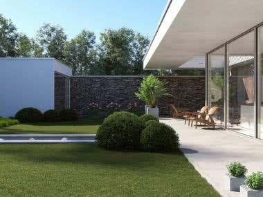 N - HOUSE BREDA - 3D