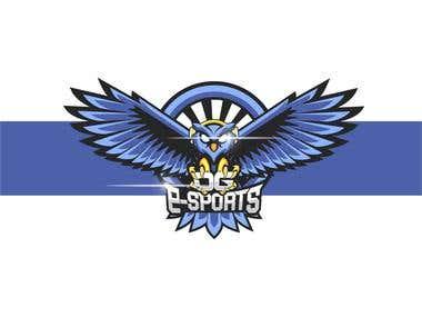 E-sports logo (For Sale)