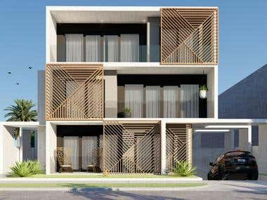 BRAZIL PROJECT HOUSING