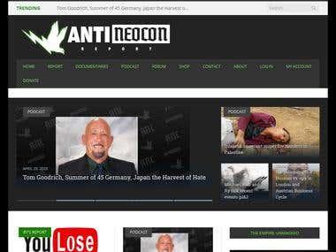 ANCReport.com News and Podcast Site