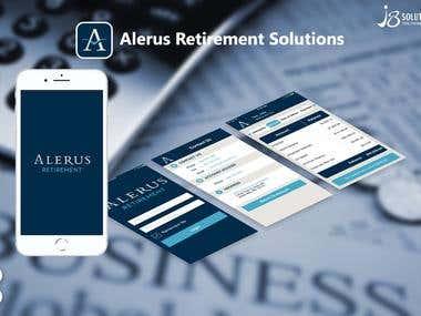 Android & iOS :- Alerus