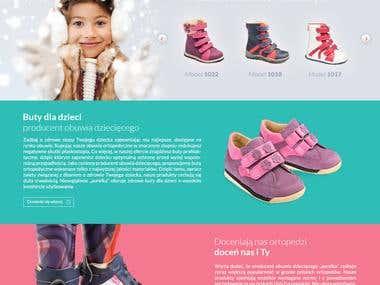 Aurelka - buty dla dzieci