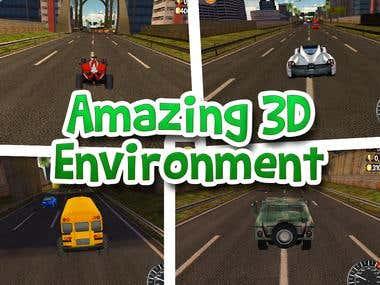 iOS games\Car Race Extreme