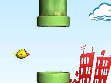 iOS games\FlappyBirds