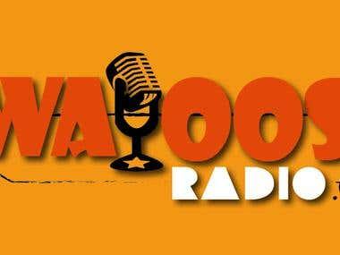 Wayoosi Radio (Design logo)