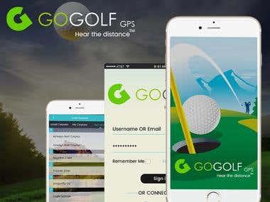 GOGOLF GPS