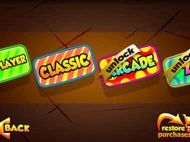 iOS games\Candy Ninja