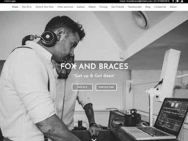 Fox & Braces