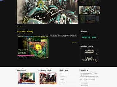 Online Painting Selling - Saumyas Wet Brush