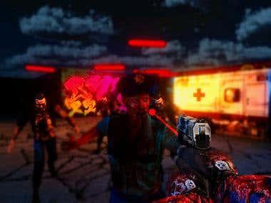 Street Virus - Video Game