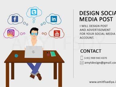 LinkedIn Post Design